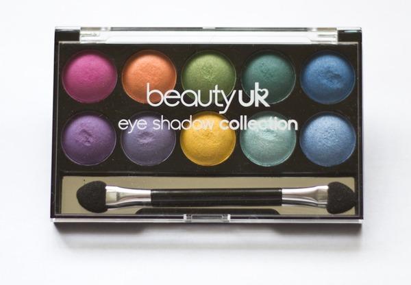 Paletki Beauty UK - recenzja