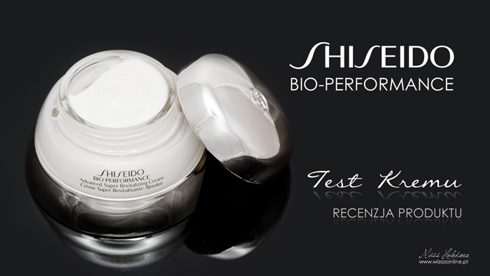Shiseido Bio-Performance Super Revitalizing Cream - Recenzja