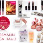 Mega haul zakupowy – Rossmann – 40% taniej!