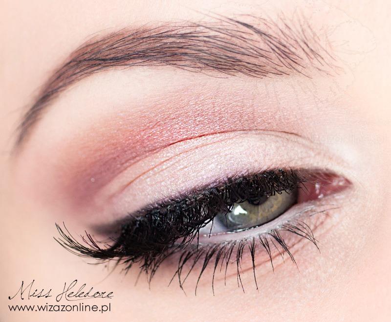 Delikatny makijaż dzienny - idealny na wiosnę!