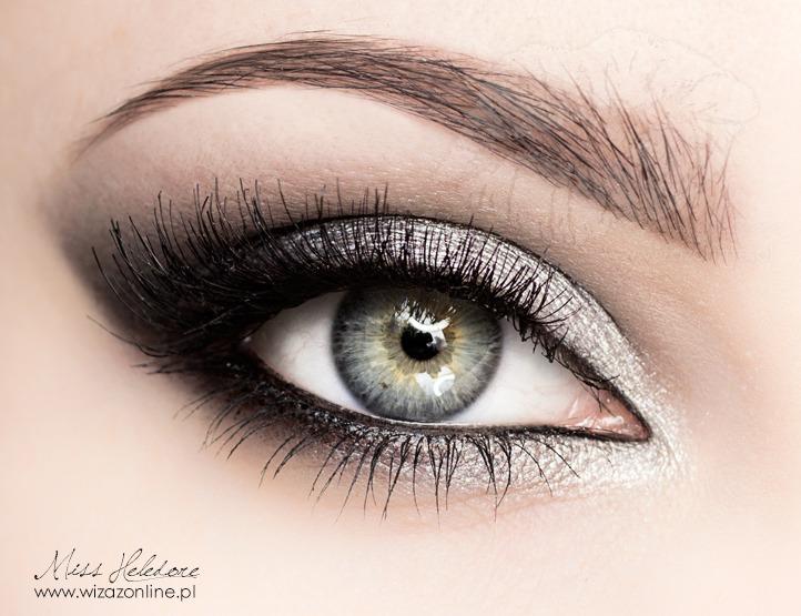 Metaliczny makijaż oczu - Dior Mystic Metallics 2013